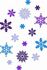 Falling Snowflake Clipart   Clipart Panda - Free Clipart ...