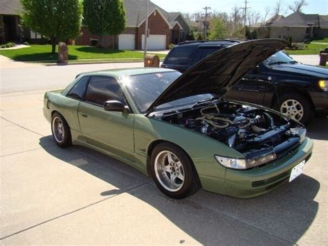 nissan 240sx widebody built widebody nissan s13 rhd silvia classic nissan