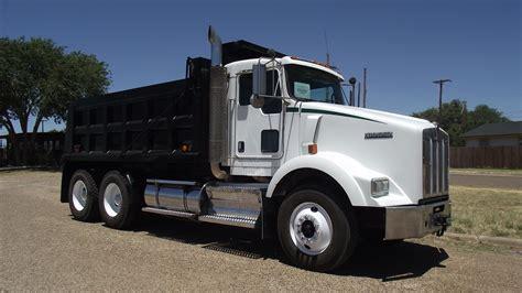 dump truck western star dump trucks for sale