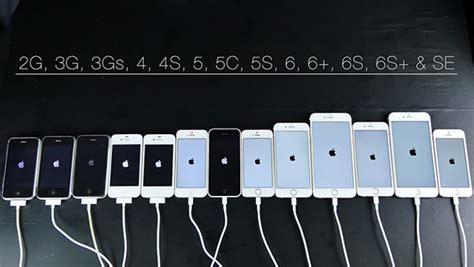 iphone se   iphone   speed comparison