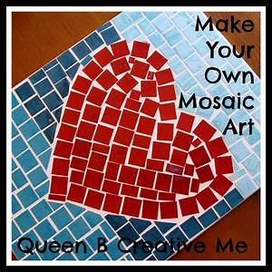 Pocket Full of Pink: Making your own Mosaic Art
