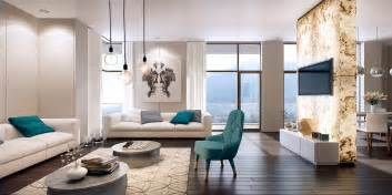 Modern Black House Bright Accents Nothing Quite Like Tiffany Blue To Take A Sleek Minimal Design And