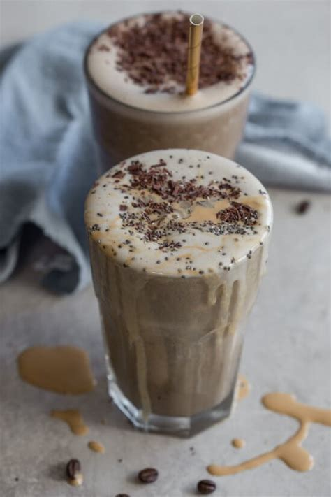 Best Protein Shake Recipe: Low Sugar Coffee Protein Shake