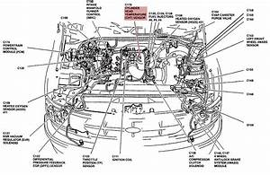 2001 Ford F150 Coolant Diagram