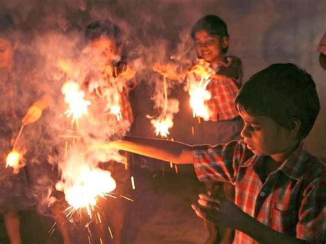 Kids Playing with Fire