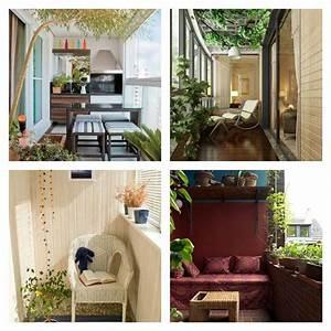 Aménagement Terrasse Appartement : d co balcon et terrasse d 39 appartement en ville ~ Melissatoandfro.com Idées de Décoration
