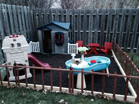 A Home With A Play Area For by Toddler Outdoor Play Area Forts In 2019 Outdoor Play