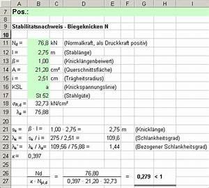 Tragfähigkeit Holzbalken Online Berechnen : xlstatik ~ Frokenaadalensverden.com Haus und Dekorationen