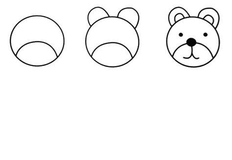 learn draw cartoon page printable kids step