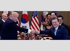 Analysis China, South Korea grapple with Trump trip