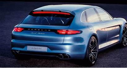 Panamera Turismo Sport Porsche Concept Flashback Hybrid