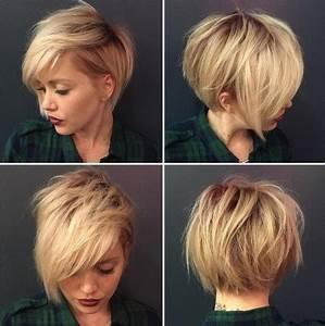 Coupe De Cheveux Femme Courte 2017 : coupe de cheveux 2017 courte femme ~ Melissatoandfro.com Idées de Décoration