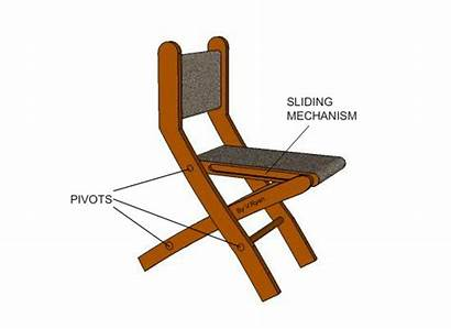 Chair Folding Teak Three