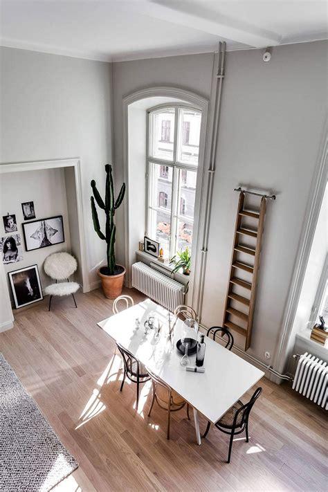 stylishly scandinavian gorgeous contemporary apartment