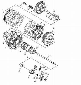 Fzr600 Parts Fiche