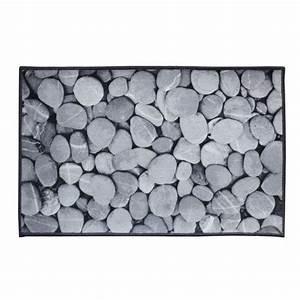 Tapis De Cuisine : tapis de cuisine 80 cm galet tapis multi usage eminza ~ Teatrodelosmanantiales.com Idées de Décoration