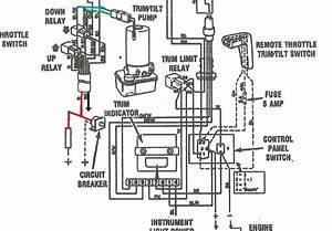 Volvo Penta Tilt Trim Wiring Diagram