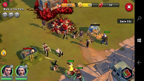 zombie windows games gameloft game anarchy pc gaming build own battle weapons