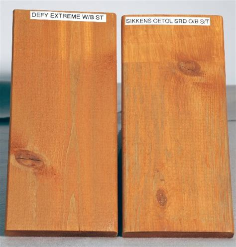new defy extreme wood stain environmentally friendly