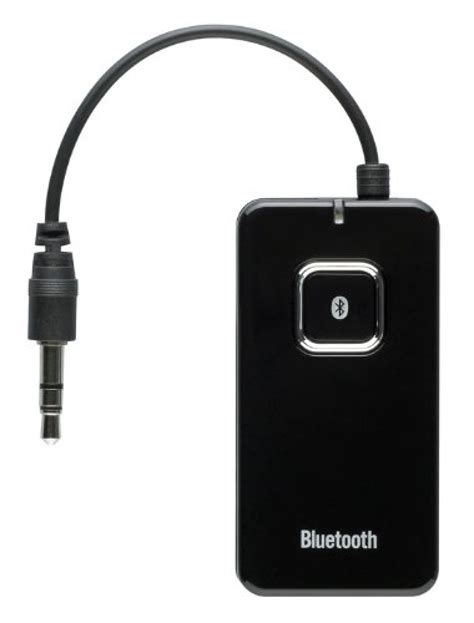 bluetooth audio transmitter ibuffalo bluetooth audio transmitter stereo mini connection bshsbt02bk
