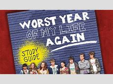 Worst Year of My Life, Again! Study Guide