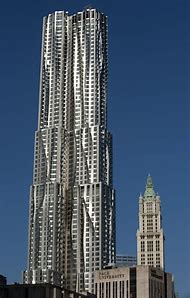 8 Spruce Street in New York City