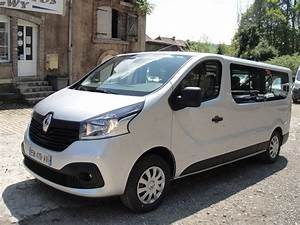 Renault 9 Places : meghira automobiles cm renault trafic renault trafic grand passenger grand confort dci 123 s ~ Gottalentnigeria.com Avis de Voitures