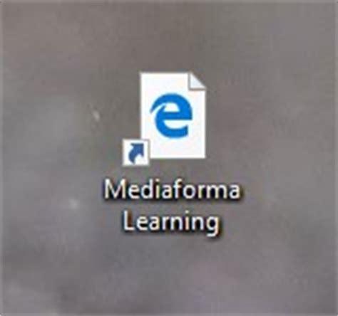 cr馥r une icone sur le bureau windows 10 une icône sur le bureau pour ouvrir une page dans edge médiaforma