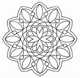 Mandala Coloring Pages Print Mandalas Printable Colouring Colour Children Books Sports Blank Kid Outline Designs sketch template