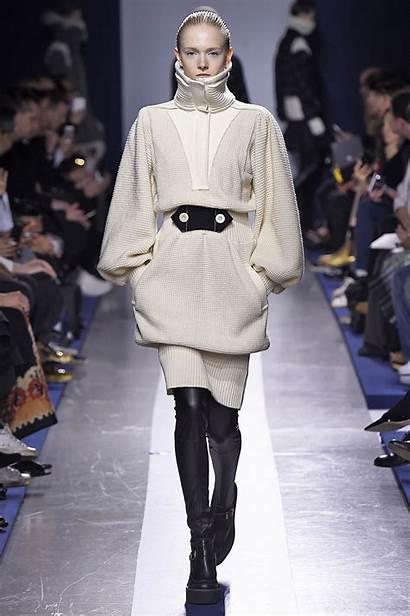 Winter Sacai Fall Trends Paris Womens Week