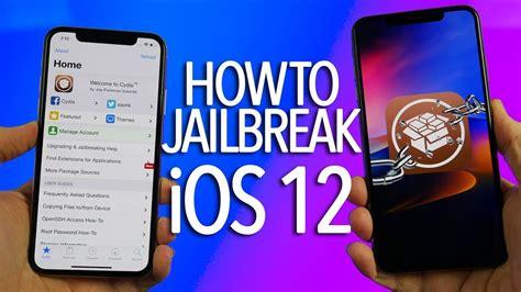 how to jailbreak ios 12 12 1 2 with unc0ver jailbreak