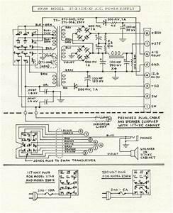 Swan 117xc Power Supply
