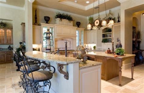 46 Fabulous Country Kitchen Designs & Ideas French