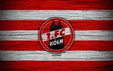Profile of fc koln football club with latest results, fixtures and 2021 stats and top scorers. Download wallpapers FC Koln, 4k, Bundesliga, logo, Germany ...