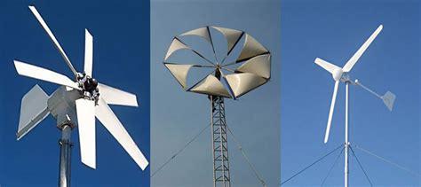 Роторные ветрогенераторы с вертикальной осью вращения