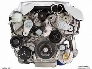 Cadillac Northstar Engine Basics