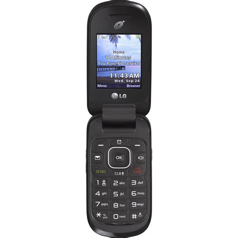 tracfone wireless phones tracfone alcatel a392g prepaid cell phone with