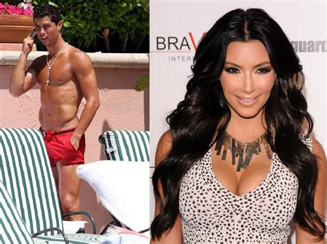 Photobucket Cristiano Ronaldo And Kim Kardashian