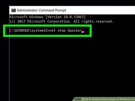 how to reduce disk usage windows 10 11 steps with