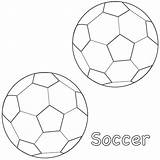 Coloring Ball Soccer Balls Sports Pages Drawing Football Goal Worksheet Printable Activity Cup Father Sphere Bat Fathers Bigactivities Popular Getcolorings sketch template