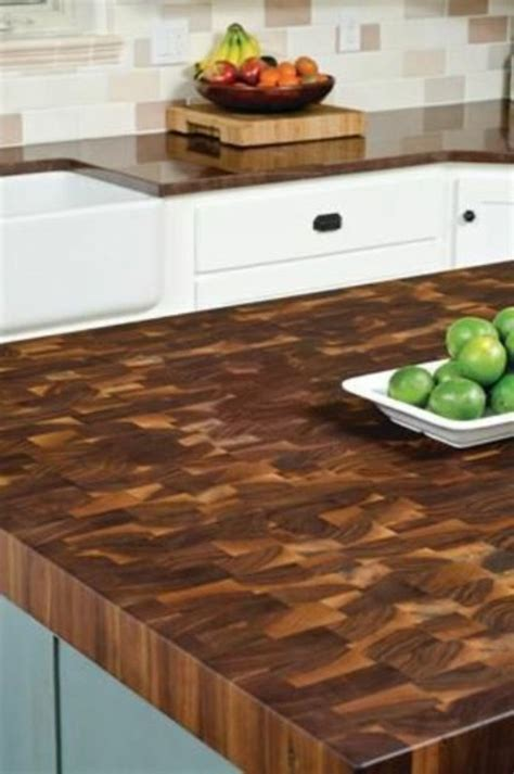 comptoir bois cuisine 30 comptoirs de cuisine de design unique