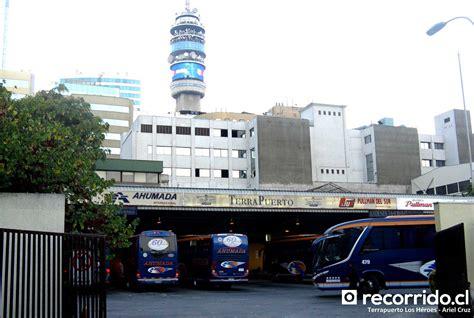 terminal santiago los heroes ubicaci 243 n y m 225 s en recorrido cl