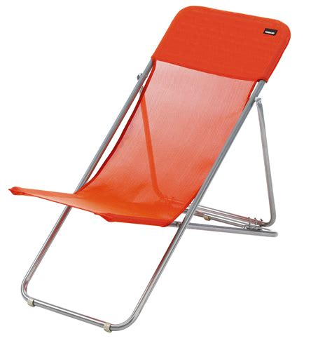 chaise trigano trigano chaise longue air orange 2x3 cing tables