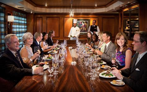 99 Days Of Harmony Chef's Table  Royal Caribbean Blog