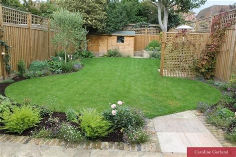facing garden ideas family garden wandsworth south west london gardens north west and glasses