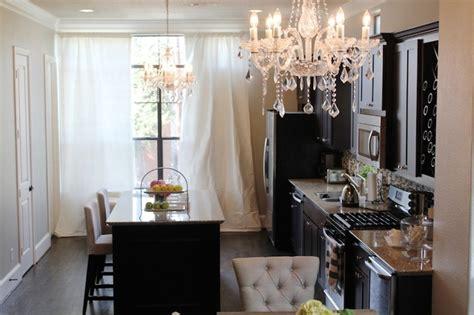 kitchen island chandeliers design ideas