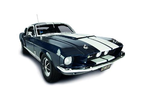 Model Car by Ford Shelby Mustang De Agostini Modelspace Model Car Kit