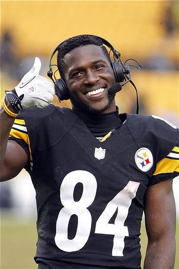 Report Pittsburgh Steelers Restructure Antonio Brown's