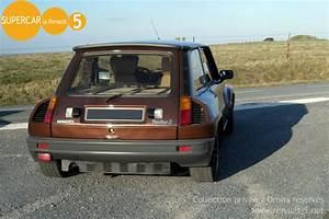 Renault 5 Turbo 2 A Restaurer : toutsur la renault r5 renault 5 turbo 2 ~ Gottalentnigeria.com Avis de Voitures