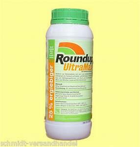 Roundup Konzentrat Kaufen : roundup einebinsenweisheit ~ Michelbontemps.com Haus und Dekorationen